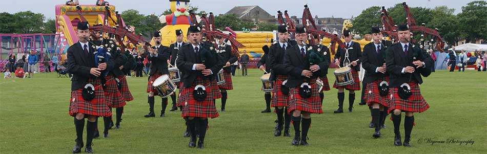 pipe band image